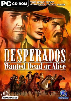 Desperados Wanted Dead Or Alive Game Free Download Full Version For Pc Gog Is Here Now It S A Strategy Full Pc Game Free Tactic Games Pc Games Download Dead
