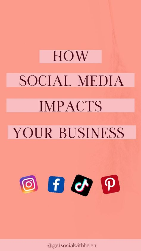 How Social Media Impacts Your Business   Social Media Management