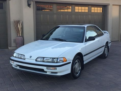 No Reserve 1991 Acura Integra Gs 5 Speed Acura Integra Acura Honda Cars