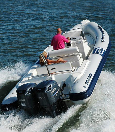 Used Coast Guard Inflatable Boats