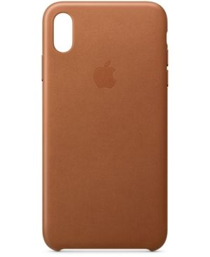 Apple Iphone Xs Max Leather Case Reviews Apple Macy S Fundas Para Iphone Iphone Y Apple Iphone