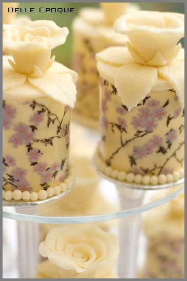 Belle Epoque by Victoria's cakes how gorgeous