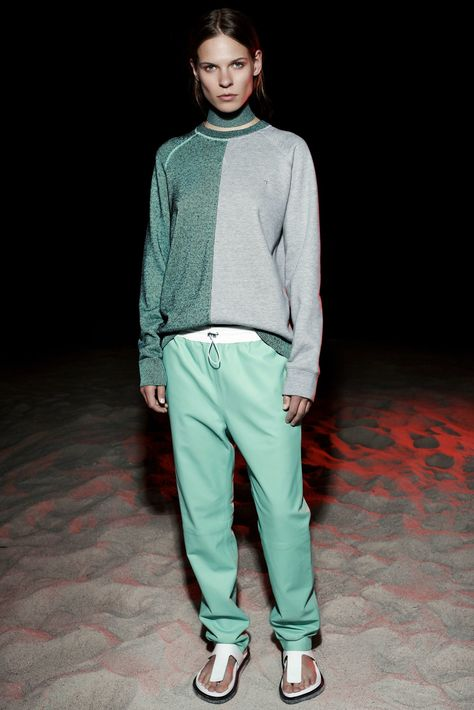 T by Alexander Wang Resort 2015 Collection - Vogue