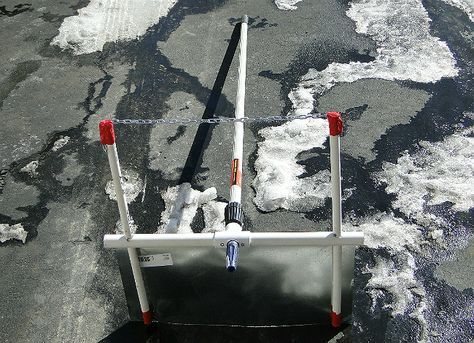 Genius Diy A Roof Rake With Hardware Store Supplies Roof Decoration Diy Roofing Roofing Diy