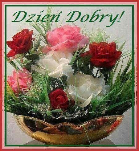 Pin By Wanda Swoboda On Dzien Dobry Christmas Wreaths Good Morning Holiday Decor