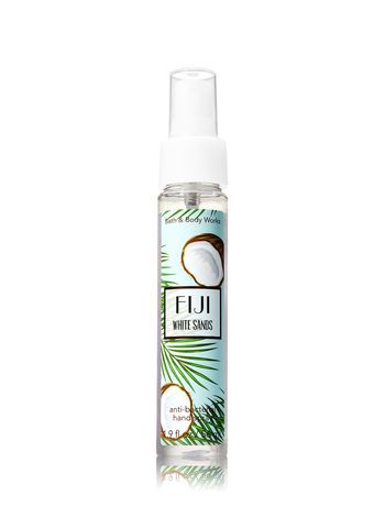 Fiji White Sands Hand Sanitizer Spray Bath And Body Works Bath