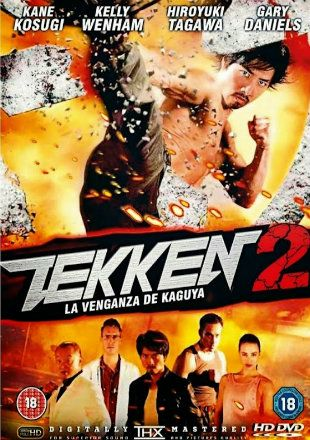 Tekken Kazuya S Revenge 2014 Brrip 720p Dual Audio In Hindi