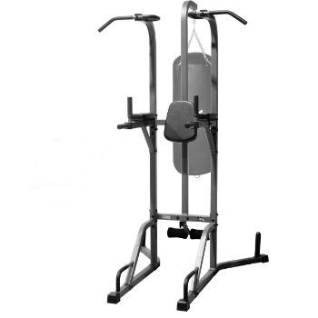 Free Standing Pull Up Bar Guide Heavy Bag Workout Heavy Bag Stand Vertical Knee Raise