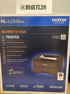 Brother Hll2340dw Wireless Laser Printer In 2020 Portable Photo Printer Thermal Label Printer Printer