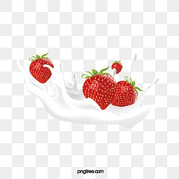 Strawberry Milk Strawberry Clipart Milk Clipart Strawberry Png And Vector With Transparent Background For Free Download In 2020 Strawberry Milk Strawberry Strawberry Png