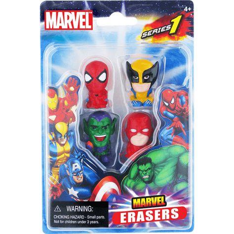 Ultimate Spiderman Giant Eraser