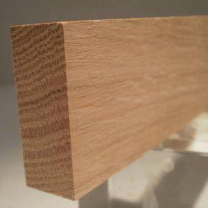 Eiche Rechteckleisten Holz Zuschnitt Holzleisten Rechteck