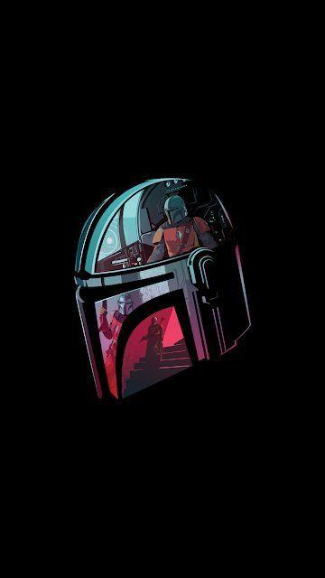 The Mandalorian Season 2 Bin Deals In 2020 Star Wars Wallpaper Star Wars Background Phone Wallpaper For Men