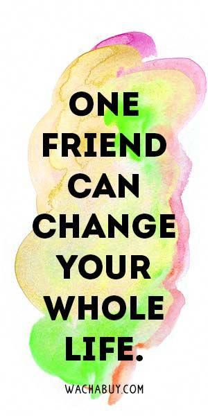 #quote #inspiration / Inspiring Friendship Quotes For Your Best Friend #bestwisdomquotes
