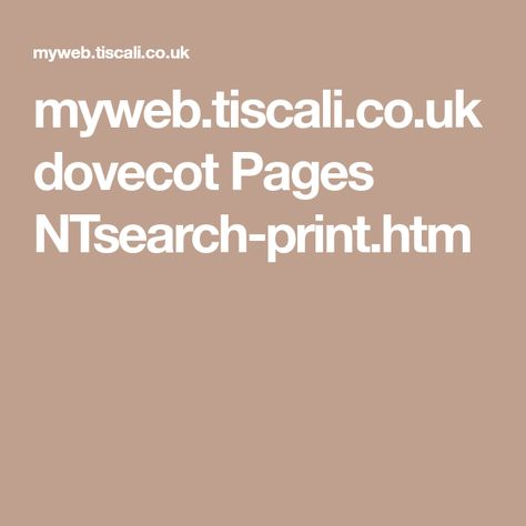 Myweb Tiscali Co Uk Dovecot Pages Ntsearch Print Htm Closer Sunday School