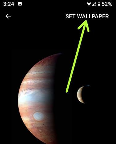 How To Change Google Pixel 4 Lock Screen Wallpaper Bestusefultips Lock Screen Wallpaper Android Change Locks Screen Wallpaper