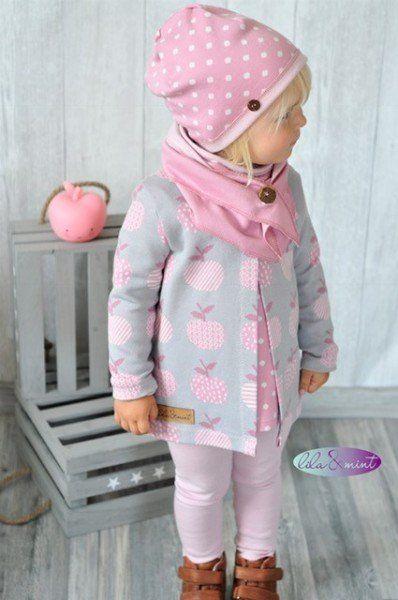 Jacquard Sweat Ben Altrosa Off White Dunkel Altrosa Apfel Apfel Auf Hellgrau Kind Mode Kinderkleidung Kinder Kleidung Nahen
