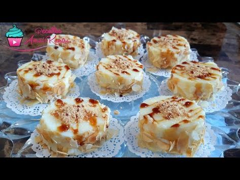 حلوى باردة بدون فرن من أبسط الحلويات وأسهلها بدون جيلاتين او فلان مع طريقة عمل الحليب المركز المحلى Youtube Desserts Food Recipes