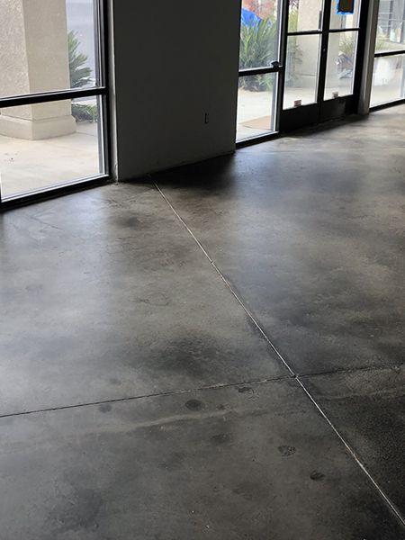 Color Mist One Gallon Stained Concrete Concrete Stained