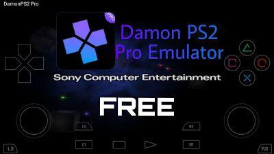 Damonps2 Pro Emulateur Ps2 Emu Ppsspp Psp Ps2 Apk V3 1 1 En