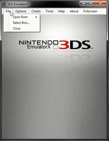 nintendo 3ds emulator citra bios