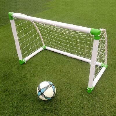 Ad Ebay Link 48 Football Soccer Goal Post Net For Kids Outdoor Football Match Training Usa Kids Soccer Goal Soccer Goal Post Soccer Goal