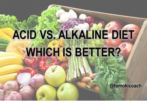 fatigue ALKALINE DIETS ARE BETTER Who...