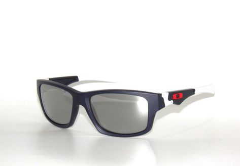 7b79d58dd71 Oakley SunglasseS Jupiter Squared 9135-02 Matte Navy Chrome Iridium  Clearance