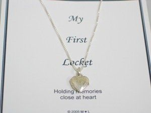 My First Locket MOL Jewelry 2600 The Created For Little