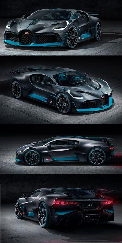The all new Bugatti Divo was announced today