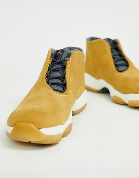 Nike Air Jordan Future Baskets Marron | ASOS | Baskets