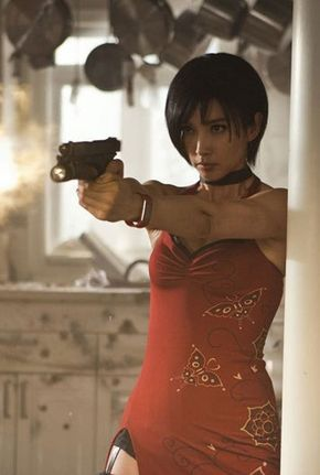 Ada Wong Resident Evil 5 Retribution Resident Evil Girl Resident Evil Movie Resident Evil