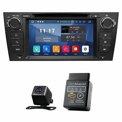 Ad Ebay Link Obd2 Cam For Bmw E90 E93 335d 335i 335is 335xi 7 Android 9 0 Car Stereo Gps Dvd In 2020 Car Stereo Gps Bluetooth Car Stereo