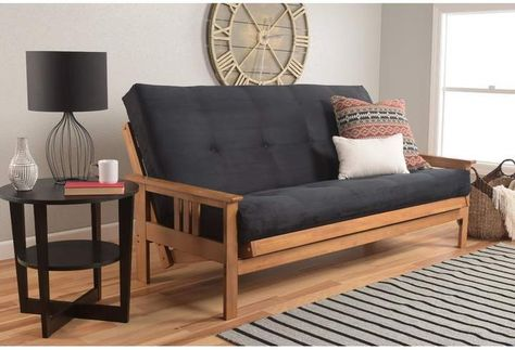 Skelly Full Cushion Back Futon And