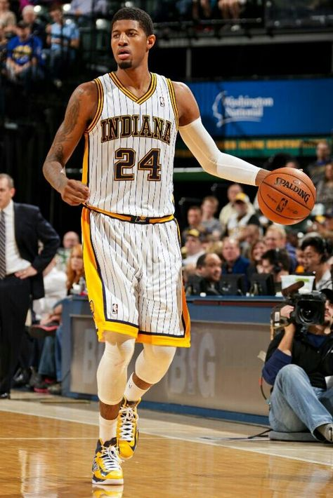Paul George Paul George Pacers Paul George Basketball Players