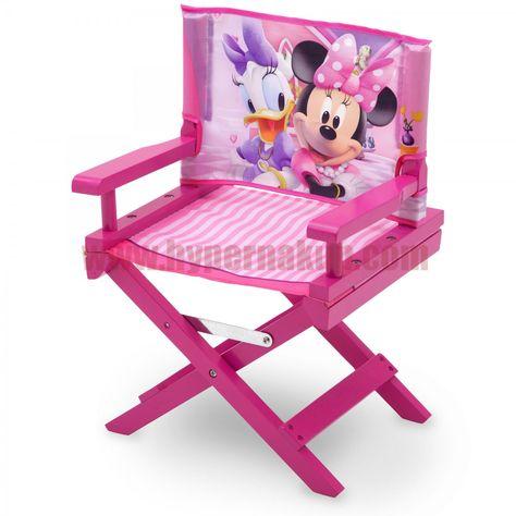 Detska Reziserska Stolicka Disney Minnie Mouse Predaj In 2020