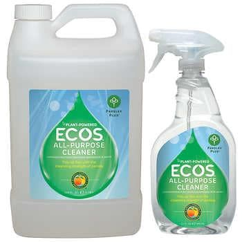 Ecos All Purpose Cleaner Parsley Plus 22 Fl Oz 128 Fl Oz Refill All Purpose Cleaners Appliance Packages Tidy Up