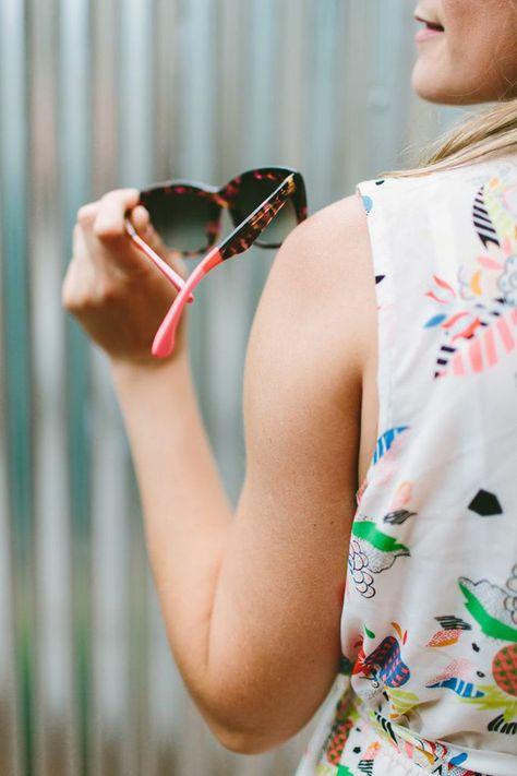 Jojotastic | Giveaway: TOMS sunglasses