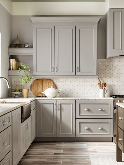 How To Clean Merillat Kitchen Cabinets - Anipinan Kitchen