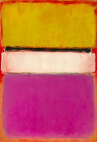 Top 10 Most Famous Paintings by Mark Rothko Famous Abstract Artists, Most Famous Paintings, Modern Artists, Mark Rothko Paintings, Rothko Art, Abstract Paintings, Oil Paintings, Abstract Oil, Nam June Paik