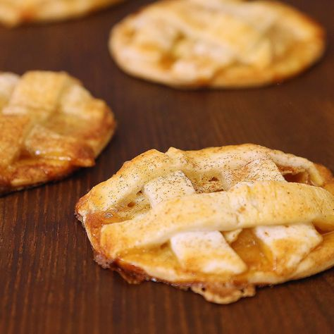 You can't get a more classic dessert than apple pie. So what happens when you…