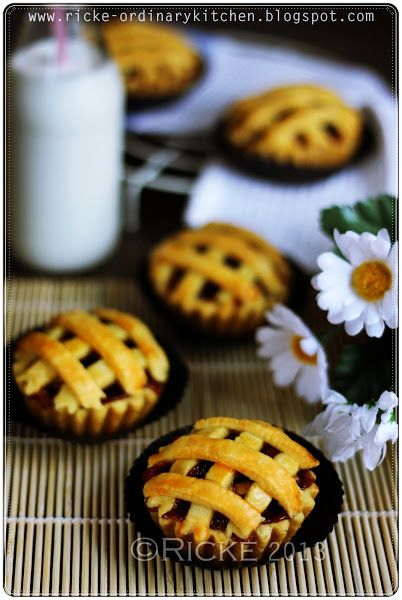 Just My Ordinary Kitchen Apple Pie Resep Pai Resep Makanan Penutup Resep Biskuit