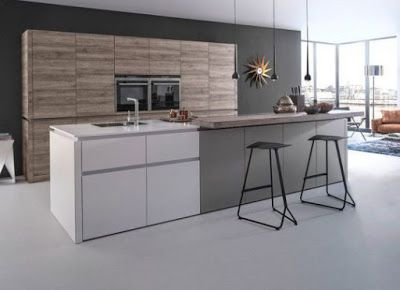 Modular Modern Gray Kitchen Cabinets Designs Ideas Wall Paint Why Should I Equip A Gray Kitc German Kitchen Design Bedroom False Ceiling Design German Kitchen