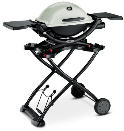 Weber Grills Q Portable Cart Weber Grill Portable Bbq Grilling