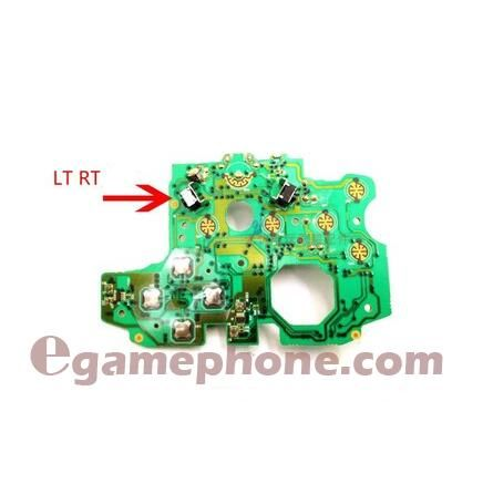 Microsoft Generation Xbox One Controller Chip Motherboard Power Circuit Board Chipset Usb Lb Rb D Pad Pcb Repair Parts Xbox One Controller Xbox One Mini Nes