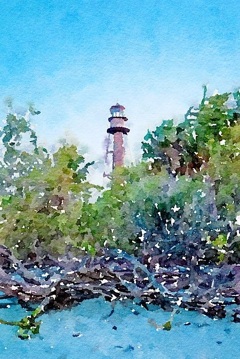 Sanibel Lighthouse By Susan Rydberg Sanibel Lighthouse Sanibel