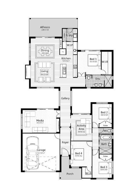 Sapphire Dream House Plans Floor Plans Home Design Floor Plans