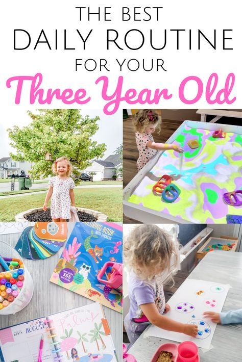 Toddler Home Activities, Infant Activities, Toddler Crafts, 3 Year Old Montessori Activities, Daily Routine Activities, 3 Year Old Preschool, Toddler Routine, 3 Years Old Baby, Crafts For 3 Year Olds