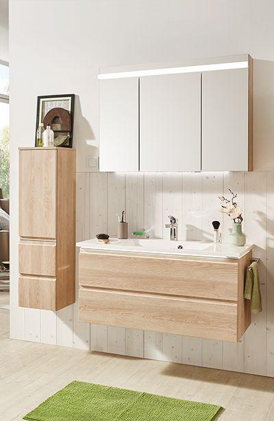 Meuble de salle de bains Air de Cedam - meuble 2 tiroirs ...
