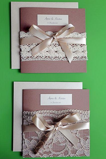 Einladungskarten Hochzeit Selber Basteln | Hochzeit | Pinterest | Wedding,  Wedding Stuff And Weddings
